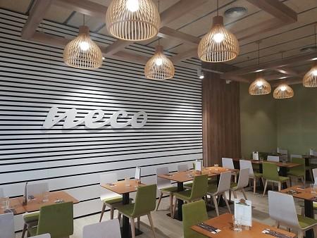 Nuevo restaurante NECO en Centro Comercial Saler de Valencia